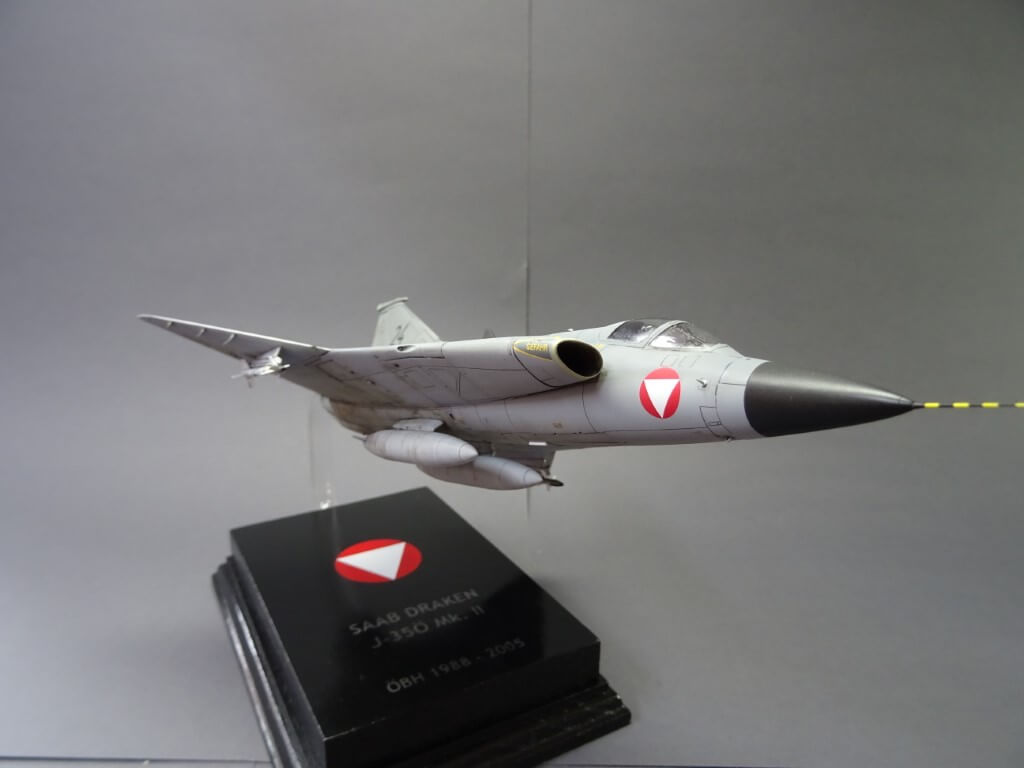 Saab Draken J-35Ö 1/48 Austrian Air Force