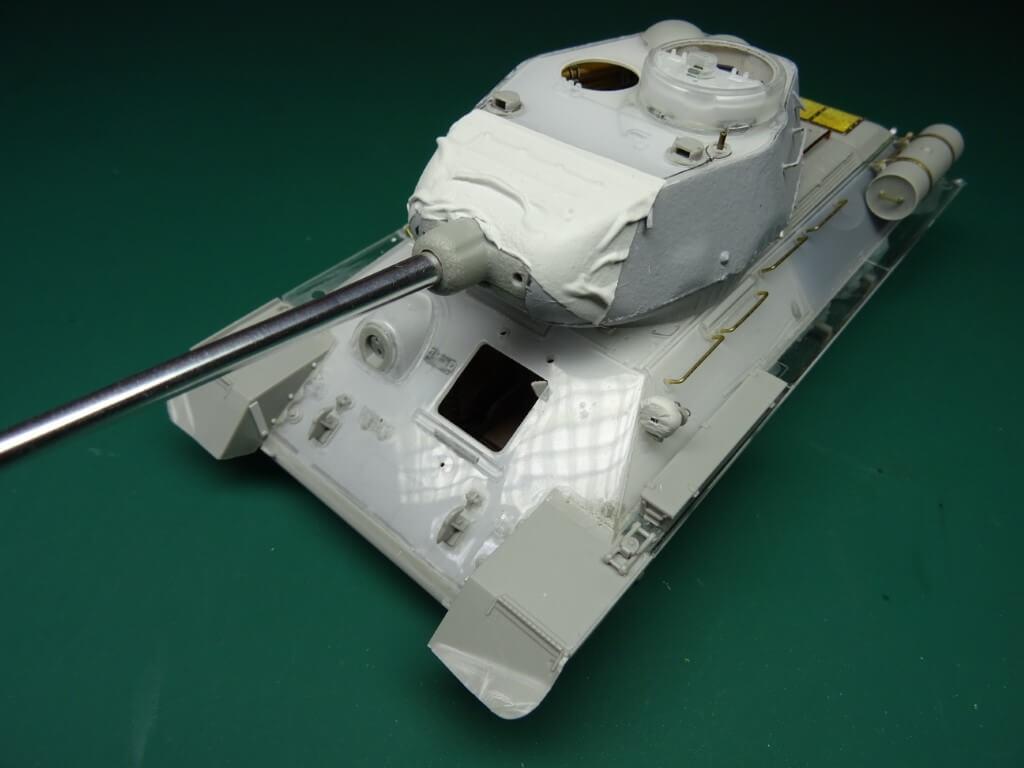 T-34/85 Bundesheer